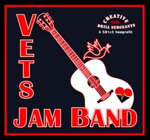 vets jam band, art show, local bands,music festivals, art festivals, veteran benefits, tabu, local musicians, upcoming festivals, music calendar, music on festivals, art festivals this weekend, best music festivals, bands for hire, find local bands, blues festivals, american legion, veteran suicides, veteran homelessness